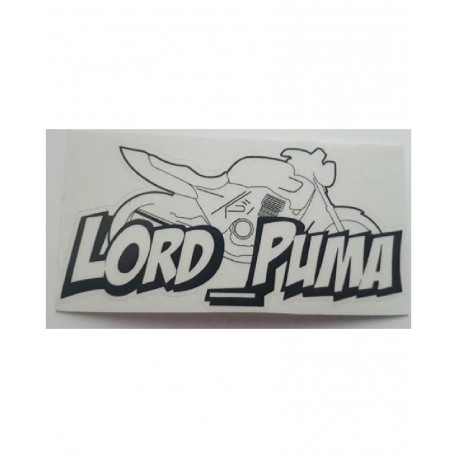 Sticker Lord Puma CB 500